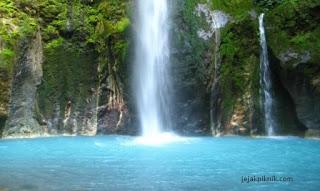 tempat wisata Misteri Air Terjun Songgo Langit