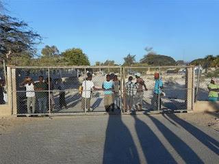 Autoridades incautan productos que entraron de forma clandestina por Pedernales