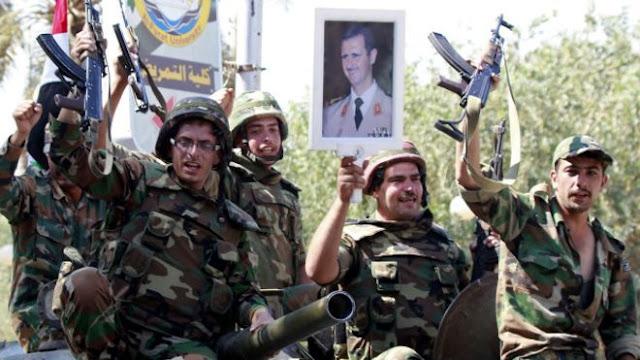 Suriye Rejim Güçleri Ordu Rakka Operasyon Rojava Reqqa Son Durum