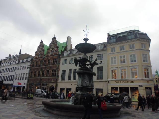 Plaza Hojbro Plads (Copenhague)