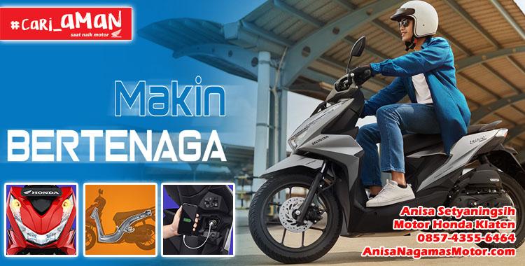 Harga Promo Kredit Honda Beat Motor Honda Klaten
