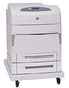 HP Color LaserJet 5550dtn Printer Software and Driver