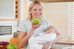 Makanan Diet Untuk Ibu Menyusui Agar Cepat Langsing