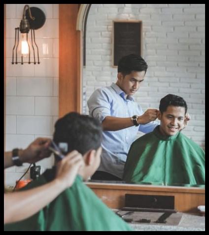 Tempat Kursus & Les potong rambut Yogyakarta Terbaik