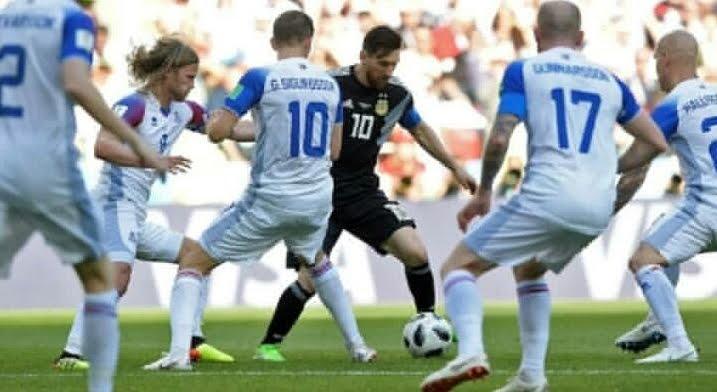 Risultati Mondiali Russia 2018: Francia-Australia 2-1 e Argentina-Islanda 1-1