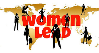 women lead today