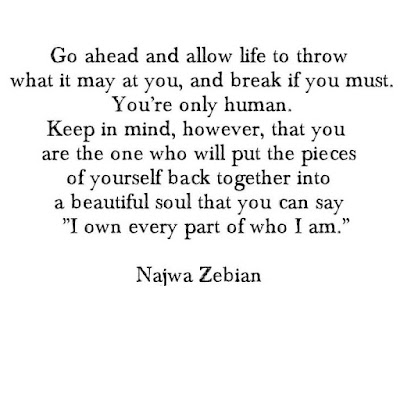 Najwa Zebian Quotes On Life