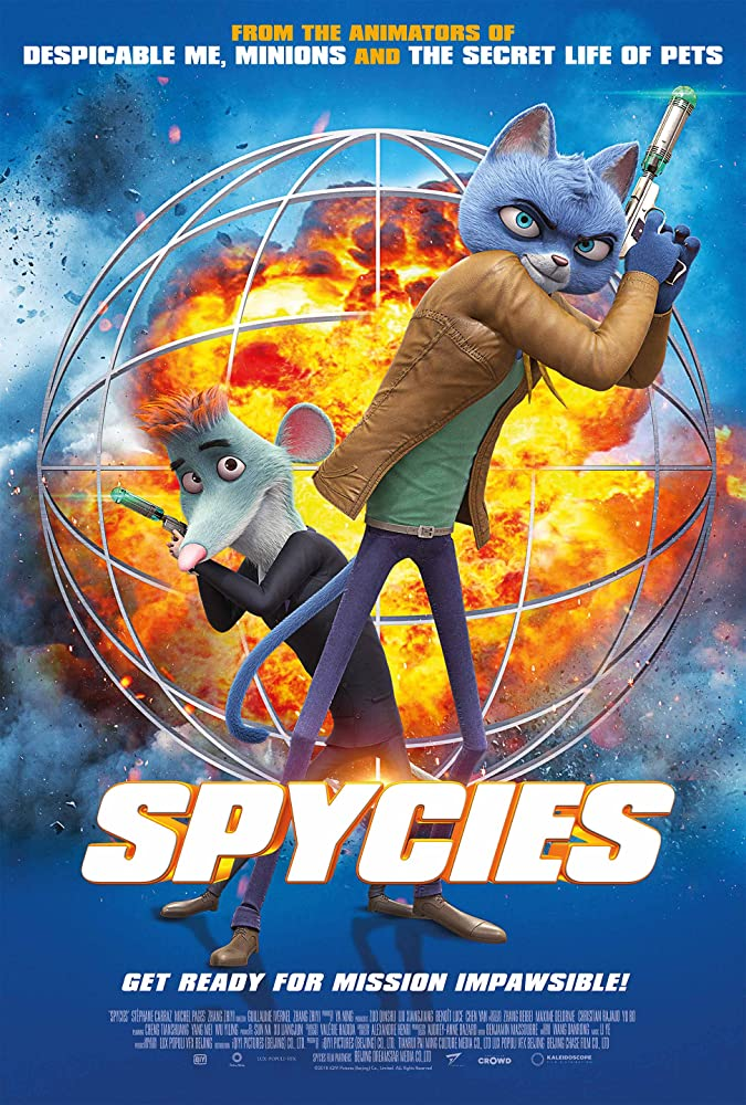 Nonton Download FIlm Spycies (2020) Full Movie Sub Indo
