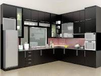 Kitchenset Minimalis Murah