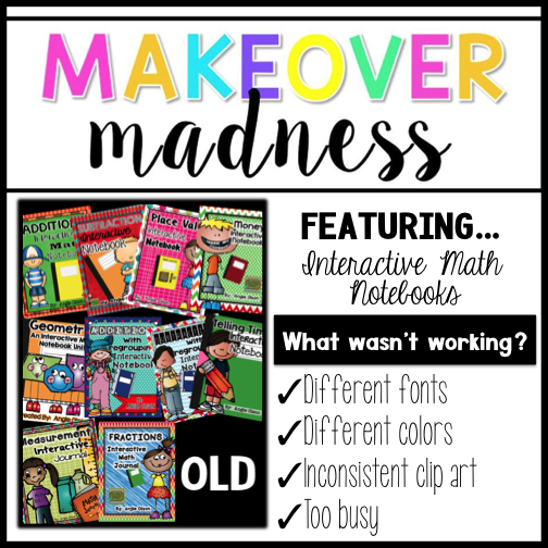 Makeover Madness: WEEK ONE