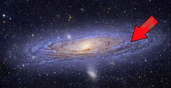 Via Láctea está crescendo a cada segundo com enorme velocidade - Capa