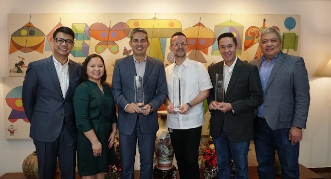 PLDT Wins MEF Awards for 9th Year In A Row