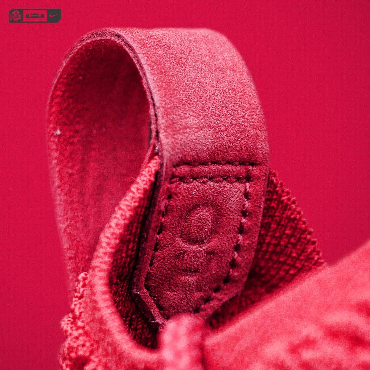f9bdb7c0e34 Nike Lebron 15  Beat Michigan