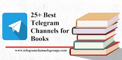 Best Telegram Channels for Books