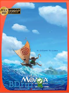 Moana: Un mar de Aventuras (2016) BDRip [1080p] Latino [Google Drive] Panchirulo