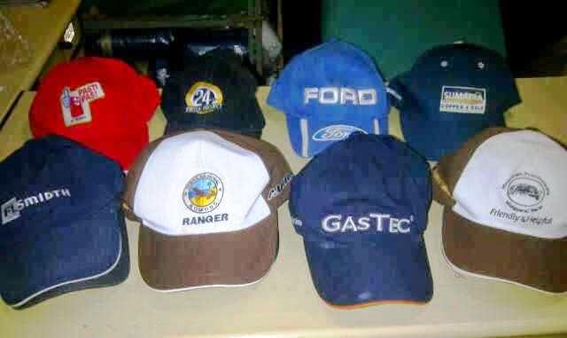Produksi topi khusus promosi