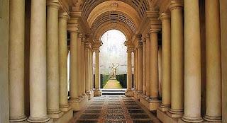 Palazzo Spada e la Galleria Prospettica del Borromini