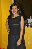 Flora Shaini looks super cute in black at Pelliki Mundu Prema Katha Trailer Launch 50.JPG