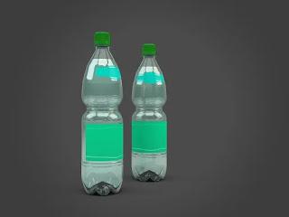 تحميل موك أب لزجاجات المياه Water Bottle Mockup7