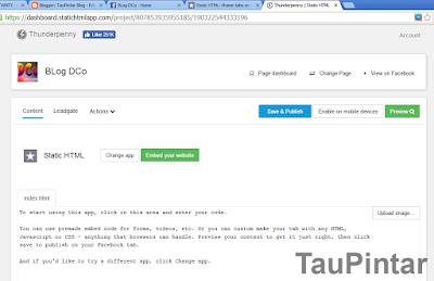 Langkah-langkah Pasang Iklan Google Adsense di Fanspage Facebook