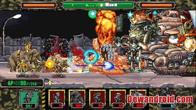 Download Metal Slug Apk untuk Android