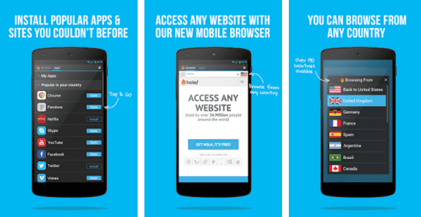 5 Aplikasi Android Terbaik Untuk Membuka Situs yang di Blokir