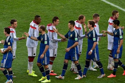 alemania vs argentina 2019