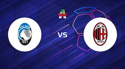 مشاهدة مباراة ميلان ضد اتالانتا 23-05-2021 بث مباشر في الدوري الايطالي