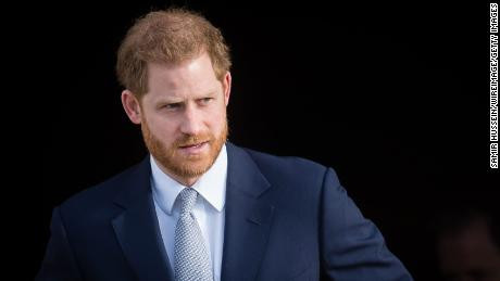 Prince Harry wins 'significant damages' in legal dispute with Daily Mail newspaper