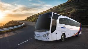 bus trac untuk wisata religi yang aman dan nyaman