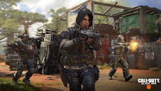 Call of Duty Q4 2020