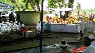 Menyambut Hari Raya Nyepi Tahun Baru Saka 1940 Umat Hindu di KlatenGelar Perayaan Melasti
