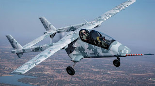 Pesawat Intai Pertama dari Afrika Selatan