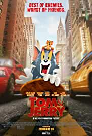 Tom And Jerry 2021 Hindi Dubbed 480p