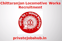 Chittaranjan Locomotive Works Recruitment