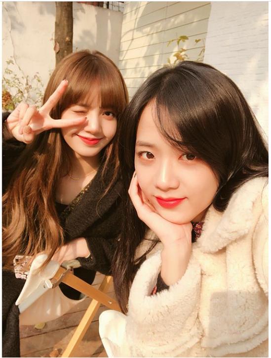 """Résultat de recherche d'images pour """"jisoo instagram"""""""