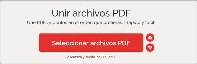 ثلاثة مواقع لدمج عدة ملفات PDF في واحدة