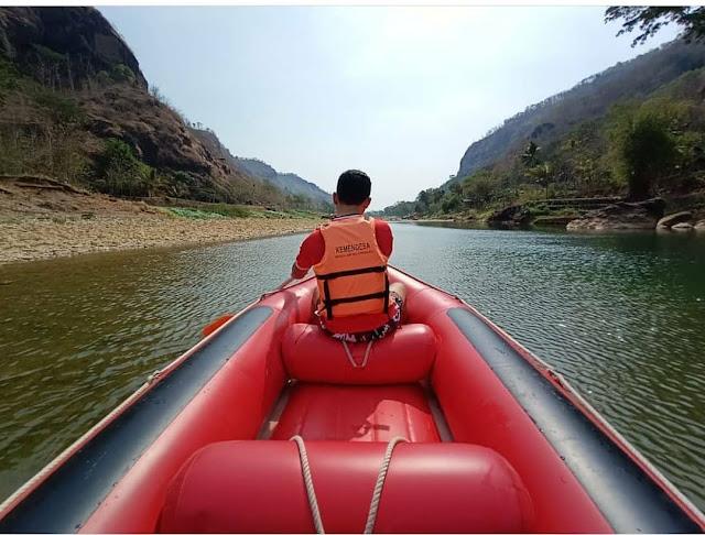 Wisata Rafting Di Jogja