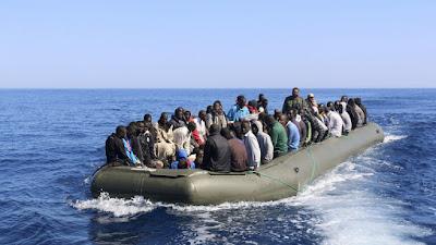غرق 50 شخصاً قبالة سواحل ليبيا منهم مصريون