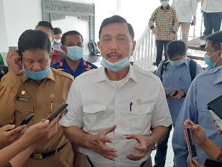 Lagi! Pabrik Bauksit di Bintan akan Pekerjakan 1800 TKA China, Luhut: Transfer Pengetahuan