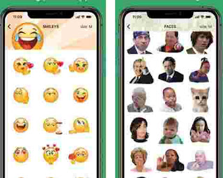 Aplikasi Emoji iPhone