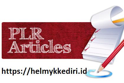 Download PLR 5000 artikel bahasa inggris gratis
