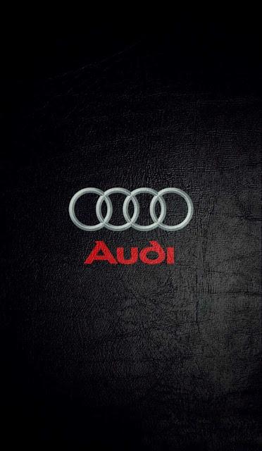 audi logo wallpaper for mobile