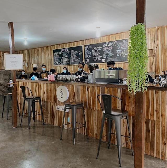 Menu di Paddi Cafe Bistro Cirebon