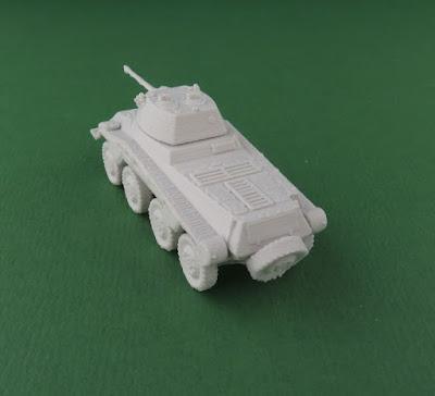 Sd Kfz 234/2 Puma Armoured Car picture 5