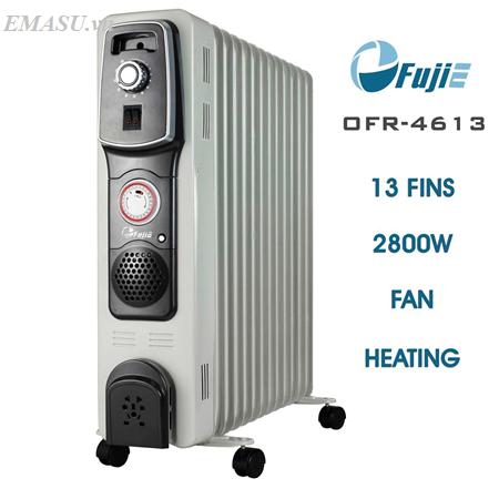 Nơi bán Máy sưởi dầu Fujie OFR4613 chính hãng, giá rẻ nhất ✅ ✅ Dịch vụ Bảo hành tốt nhất