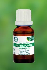 menthe huile essentielles phytosun aroms
