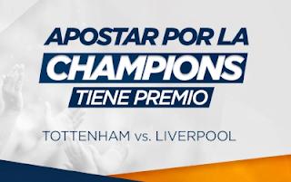 kirolbet.es champions premio iPhone Xr SmartTV o PS4