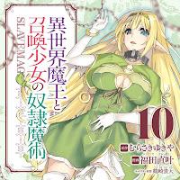 Isekai Maou to Shoukan Shoujo no Dorei Majutsu (Mangá Online)