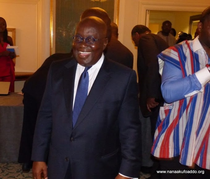 Akufo-Addo leaves for UK, Germany